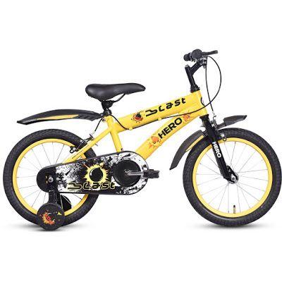 Hero Blast 16t Single Speed Cycle In 2020 Cycle Hero Tyre Size