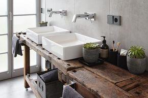 Badezimmer Mit Werkbank Wohnung Badezimmer Dekoration Badezimmer Badezimmer Gestalten