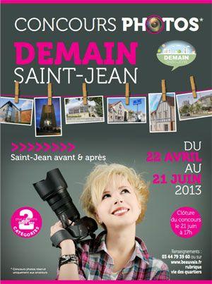 Grand Concours Photo Demain Saint Jean 29 Avril 21 Juin 2013 Beauvais 60 Concours Photo Concours Saint Jean