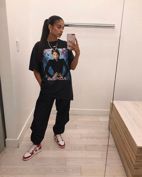 Outfit men and women – Best Women's and Men's Streetwear Fashion Ideas, Combines, Tips Tomboy Outfits, Cute Casual Outfits, Dope Outfits, Retro Outfits, Vintage Outfits, Fashion Outfits, Chill Outfits, Vintage Fashion, Casual Chic