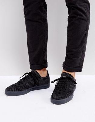 adidas Skateboarding Lucas Premiere Sneakers In Black BB8550