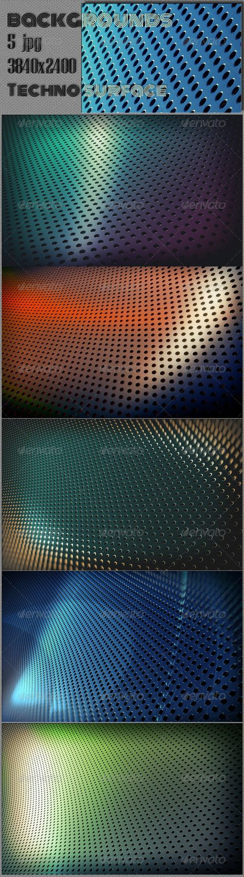 Techno Surface Web backgrounds