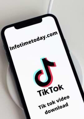 Top 5 Tik Tok Video Download App Free In 2020 Download App Tok Video