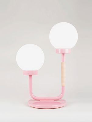 Rosa Little Darling Tischlampe Von Maria Gustavsson Fur Swedish Ninja Tischlampen Lampentisch Lampe