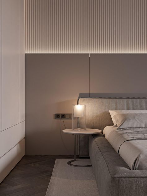 Mocco kitchen living master bedroom - cgi visualization