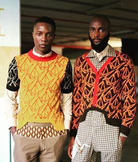 So much style! Via trevorstuurman fashion africanfashion africanmen africanstylishmen stylishblackmenhellip
