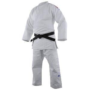 Kimono de judo adidas IJF France 165 cm   Judo, Kimono, Arts