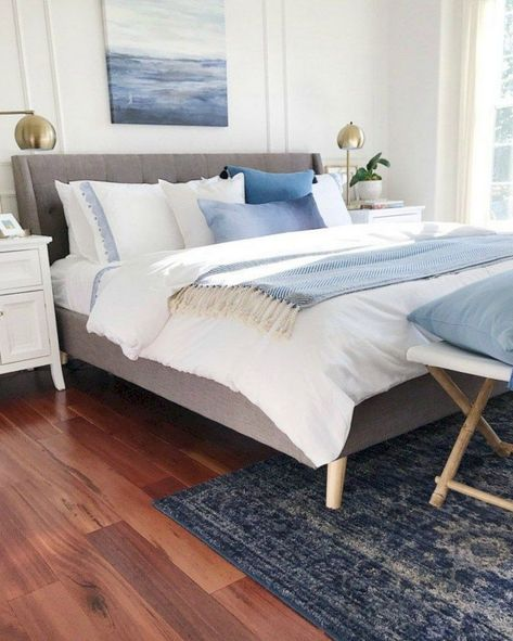 31 Comfy Master Bedroom Design Ideas