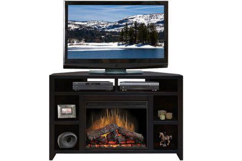 56 Corner Maple Fireplace From Gardner White Furniture Electric Fireplace Tv Stand Fireplace Tv Stand Legends Furniture