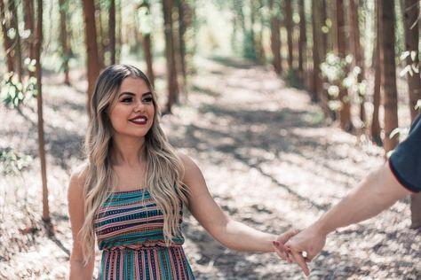 Rosane e Sérgio - Pré Ensaio Casamento - Girassol - Holambra - SP - Portifólio