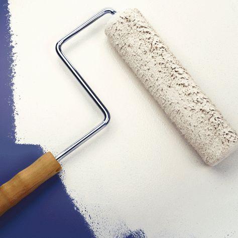 10 Trucos Para Pintar Paredes Como Un Profesional Como Pintar Una Pared Como Pintar La Casa Rodillos Para Pintar