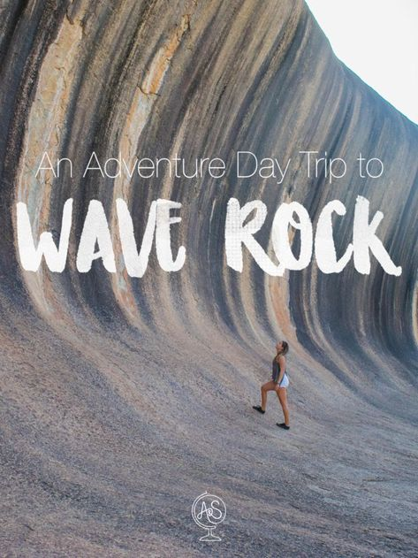 An Adventure to Wave Rock Australia with 91-Year-Old Frank (Photos)