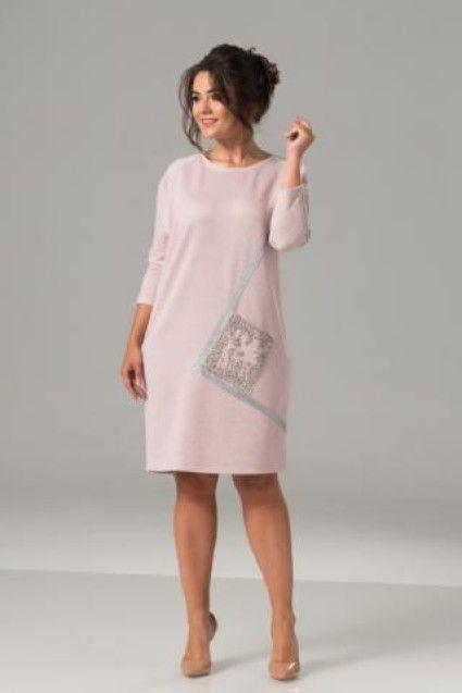 ab852483614f Платье женское прямого силуэта - в интернет-магазине Модная мода ...