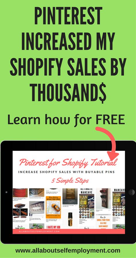 How to Increase Your Store Sales with Pinterest for Shopify