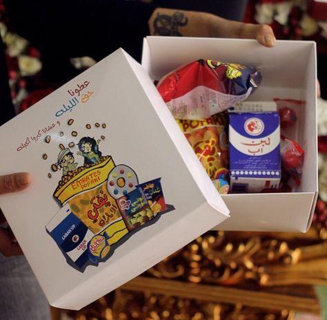 قرقيعان Ramadan Crafts Ramadan Gifts Eid Cards
