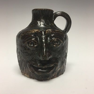 Face Jug Traditional Style