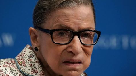 Supreme Court Justice Ruth Bader Ginsburg treated for cancerous tumour