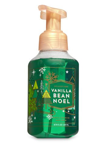 Vanilla Bean Noel Gentle Foaming Hand Soap Bath And Body Works