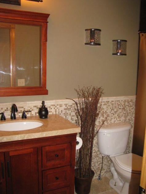small hall bathroom redo ideas  hgtv hgtvremodels