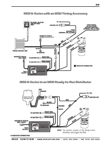 Awesome Mallory Unilite Wiring Diagram In 2020 Diagram Lincoln Town Car Wire