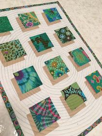 Studio Dragonfly: Shadow Block Mini Quilt Quilt Along Reveal Day Colchas Quilt, Patch Quilt, Scrappy Quilts, Easy Quilts, Mini Quilts, 3d Quilts, Colorful Quilts, Small Quilts, Quilting Projects