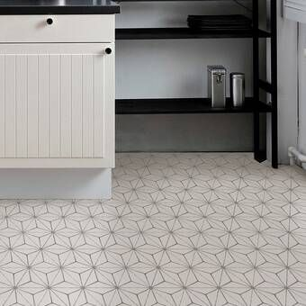 Kikko 12 X 12 X 1mm Vinyl Tile In 2020 Vinyl Tile Tile Floor Luxury Vinyl Tile