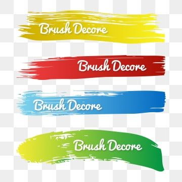 Set Of Brush Stroke Colorful Ink Grunge Brush Strokes Brush Stroke Paint Png And Vector With Transparent Background For Free Download Splash Images Oil Painting Texture Paint Splash