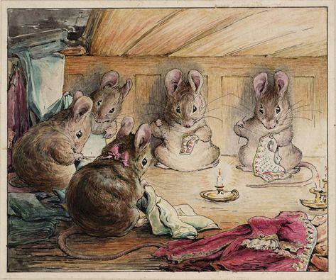 Beatrix Potter y Peter RabbitCajón de sastre