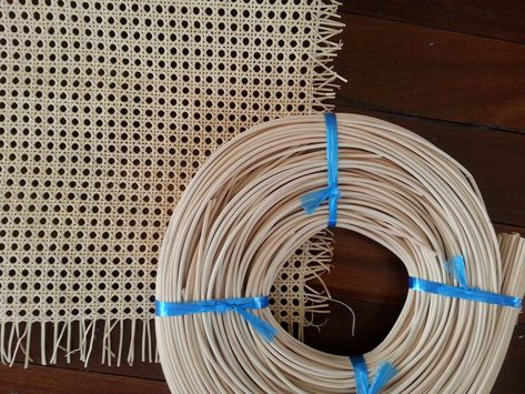 Rattan Chair Repair Kit Massage Sofa Wicker Cane Webbing Seat Replacement Caning Ebay