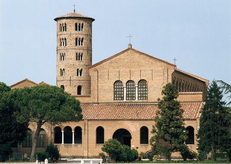Ravenna, Basilica of Sant'Apollinare in Classe