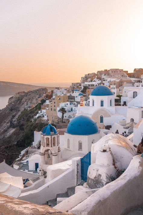 9 Epic Reasons to Visit Santorini in The Cyclades, Greece