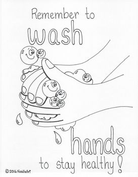 These Cute Passes Will Work In Any Classroom Simply Copy These Pages On Any Colored Card Stock And Laminat Hand Washing Poster School Wall Art Germs Preschool