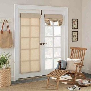 Designer Pillow In 2020 French Doors Door Coverings French Doors Interior