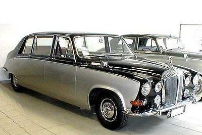 1950 S Daimler Limousine Vintage Cars Classic Cars Vintage
