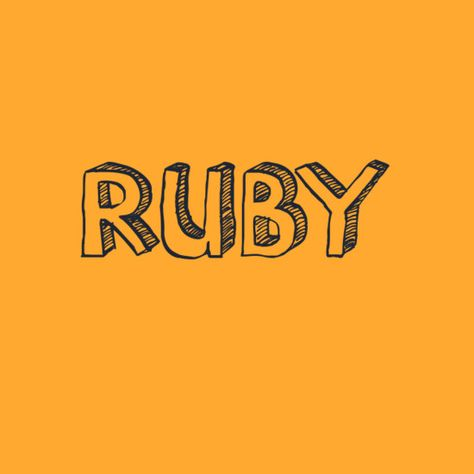 Ruby - Badass Baby Names That'll Make Your Little One Effortlessly Cool - Photos