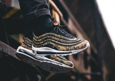 Allike Blog Nike Air Max 97 Country Camo Pack Germany