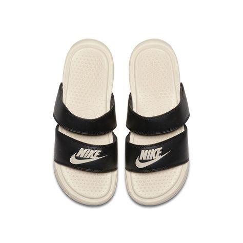 competitive price d0e62 eb634 Nike Benassi Duo Ultra Women s Slide Size 12 (Black)