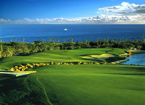 Cabo del Sol (Desert), Los Cabos... #golf #courses