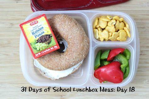 31 Days of School Lunchbox Ideas: Day 18 | 5DollarDinners.com