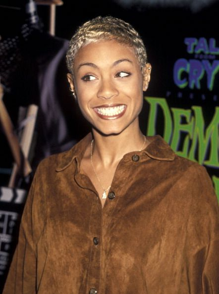 "kodaksnacks: ""Jada Pinkett Smith at The Tales From The Crypt premiere in """