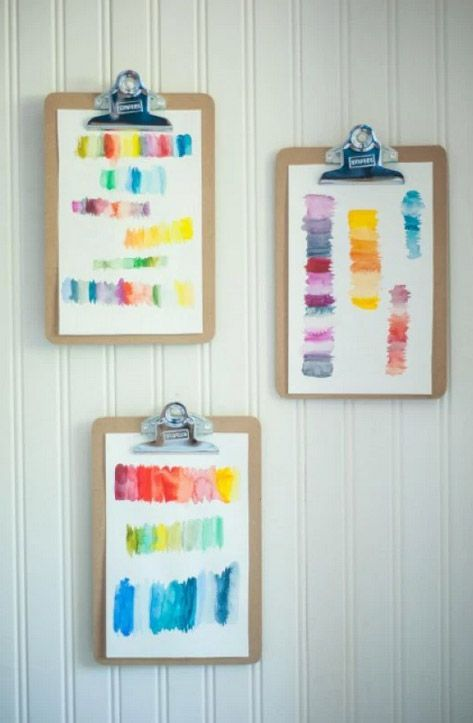 21 Diy Wall Art Ideas To Add Personality To Your Home Trendy