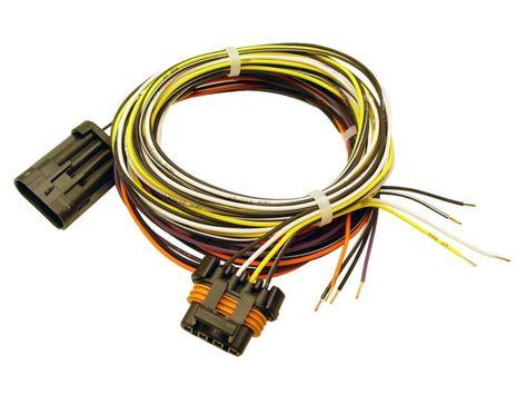 Msd Ignition 8874 Harness Msd Ignite - msd digital 6al ignition wiring diagram
