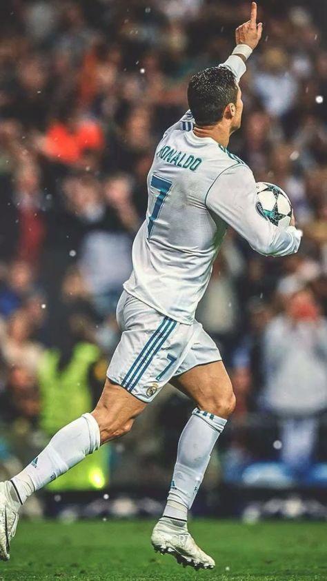 Cristiano Ronaldo Real Madrid iPhone Case