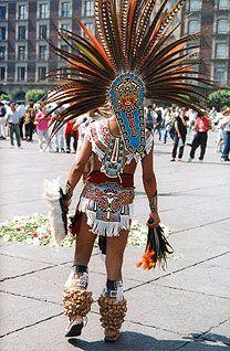 Aztec Costumes