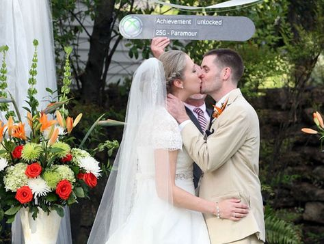 These Are Without A Doubt The Top Nine Most Epic Geek Weddings EVER! | Playbuzz