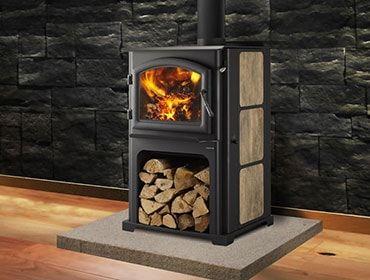 Discover The Possibilities Wood Stove Quadra Fire Wood Stove Wood Stove Fireplace