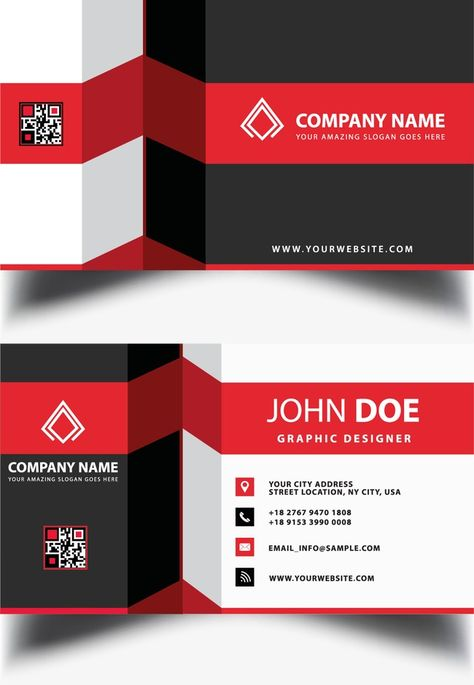 Beispiel Visitenkarten Interieur Design Mit Sample Business