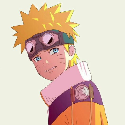Sad Little Orphan Naruto