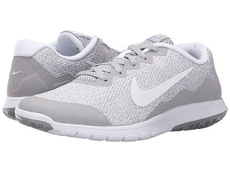 9545be89a0f4 Nike Flex Experience Run 4 Premium Wolf Grey White - Zappos.com Free  Shipping BOTH Ways