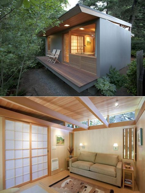 30 Y Tiny Houses That Ll Let You Live Large Minimalist